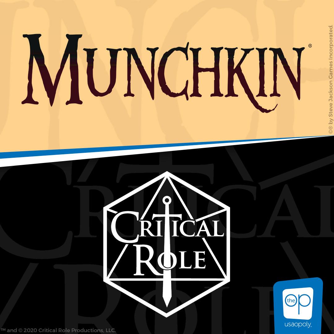 Munchkin: Critical Role - Board Game image