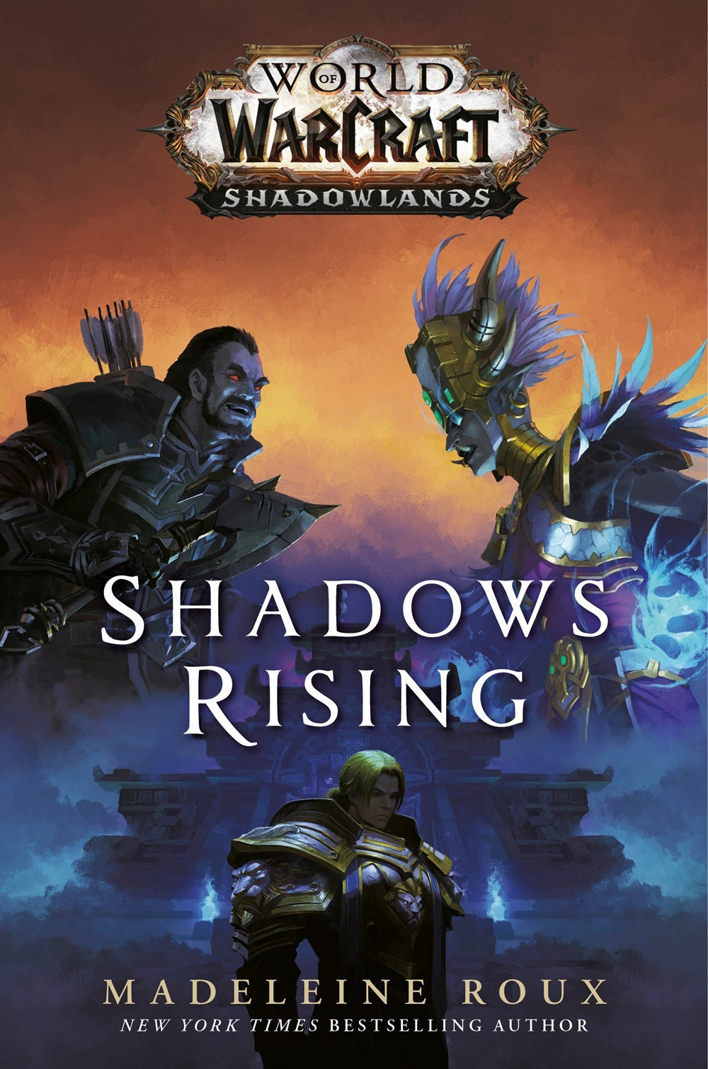 World of Warcraft: Shadows Rising by Madeleine Roux image