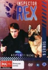 Inspector Rex - Series 6 (4 Disc Box Set) on DVD