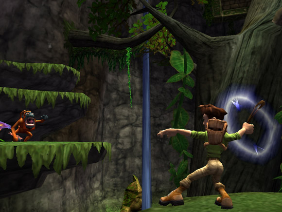 Pitfall: The Lost Expedition screenshot