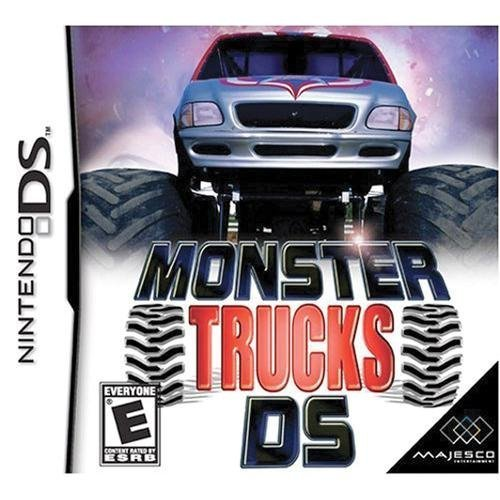 Monster Trucks DS for Nintendo DS