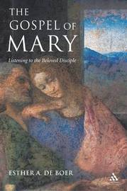 The Gospel of Mary by Esther De Boer image