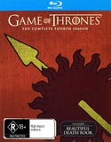 Game of Thrones - The Complete Fourth Season - Mighty Ape Exclusive Packaging on Blu-ray