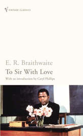 To Sir with Love by E.R. Braithwaite image