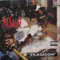 EFIL4ZAGGIN (LP) by N.W.A.