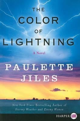 The Color of Lightning LP by Paulette Jiles