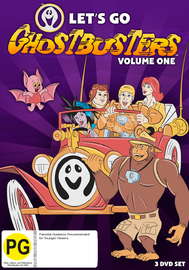Let's Go Ghostbusters - Volume 1 on