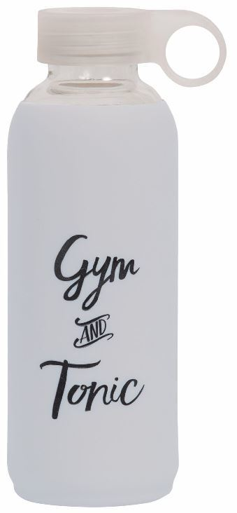 General Eclectic Drink Bottle - Gym & Tonic (420ml)