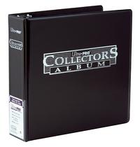 """Ultra Pro: 3"""" Collectors Album - Black"""
