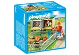 Playmobil: Rabbit Pen with Hutch