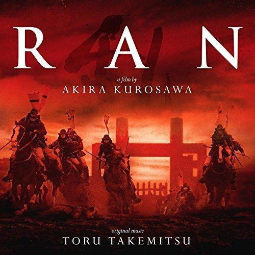 Ran (2LP) by Toru Takemitsu