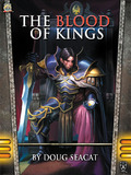 Warmachine: The Blood of Kings Novel
