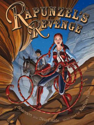 Rapunzel's Revenge by Dean Hale image