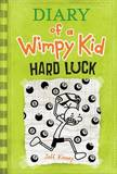 Diary of a Wimpy Kid: Hard Luck (Book 8) by Jeff Kinney