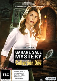 Garage Sale Mystery - Collection One on DVD