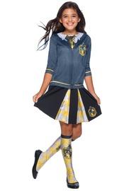 Kids Hufflepuff Skirt - One Size