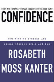 Confidence by Rosabeth Moss Kanter image