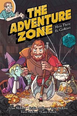 The Adventure Zone by Carey Pietsch image