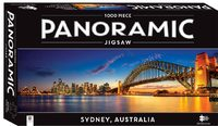 Hinkler: Panmoramic 1000-Piece Jigsaws - Sydney Australia