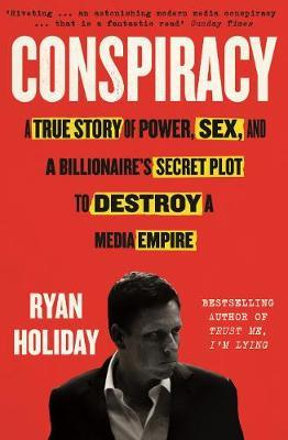 Conspiracy by Ryan Holiday image