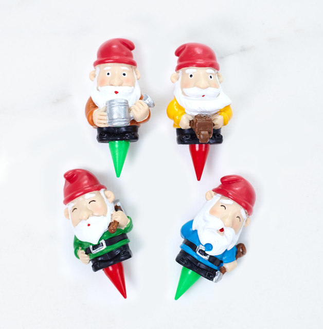 Mini Plant Pot Gnomes (Set of 4)