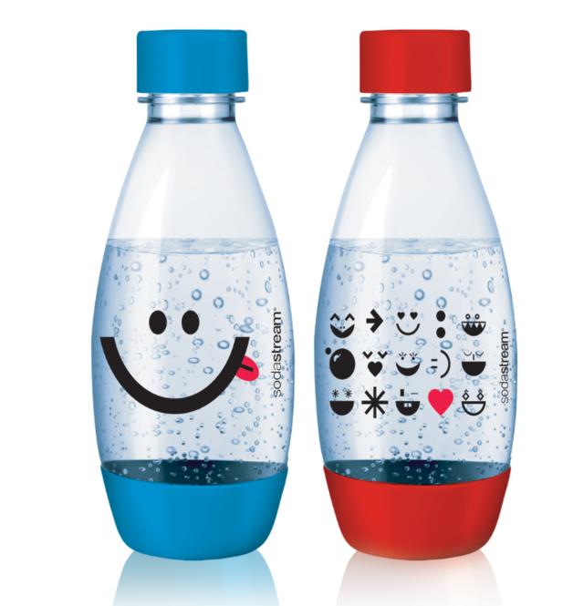 Soda Stream: Kids Fuse Bottle Twin Pack