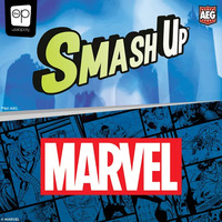 Marvel: Smash Up - Card Game