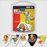 The Simpsons Guitar Picks Multi Pack 2 (Set 5)