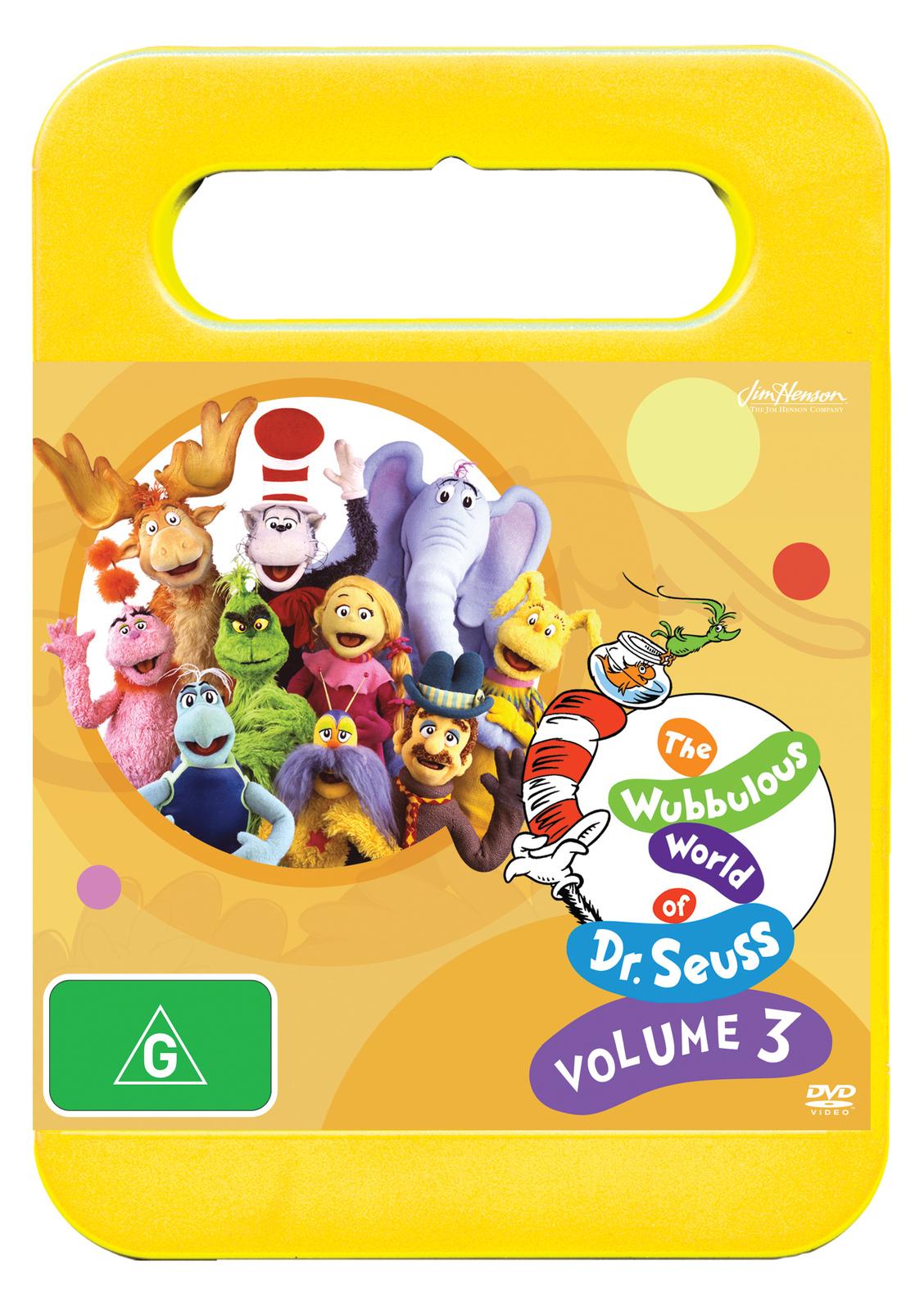 The Wubbulous World of Dr. Seuss - Volume 3 on DVD image