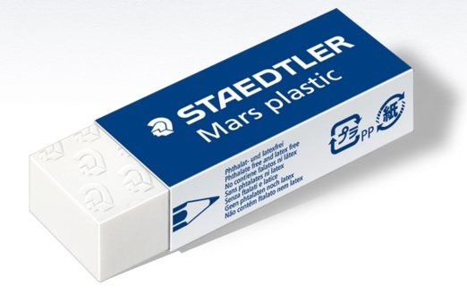 Staedtler 526 50 Mars Plastic Eraser