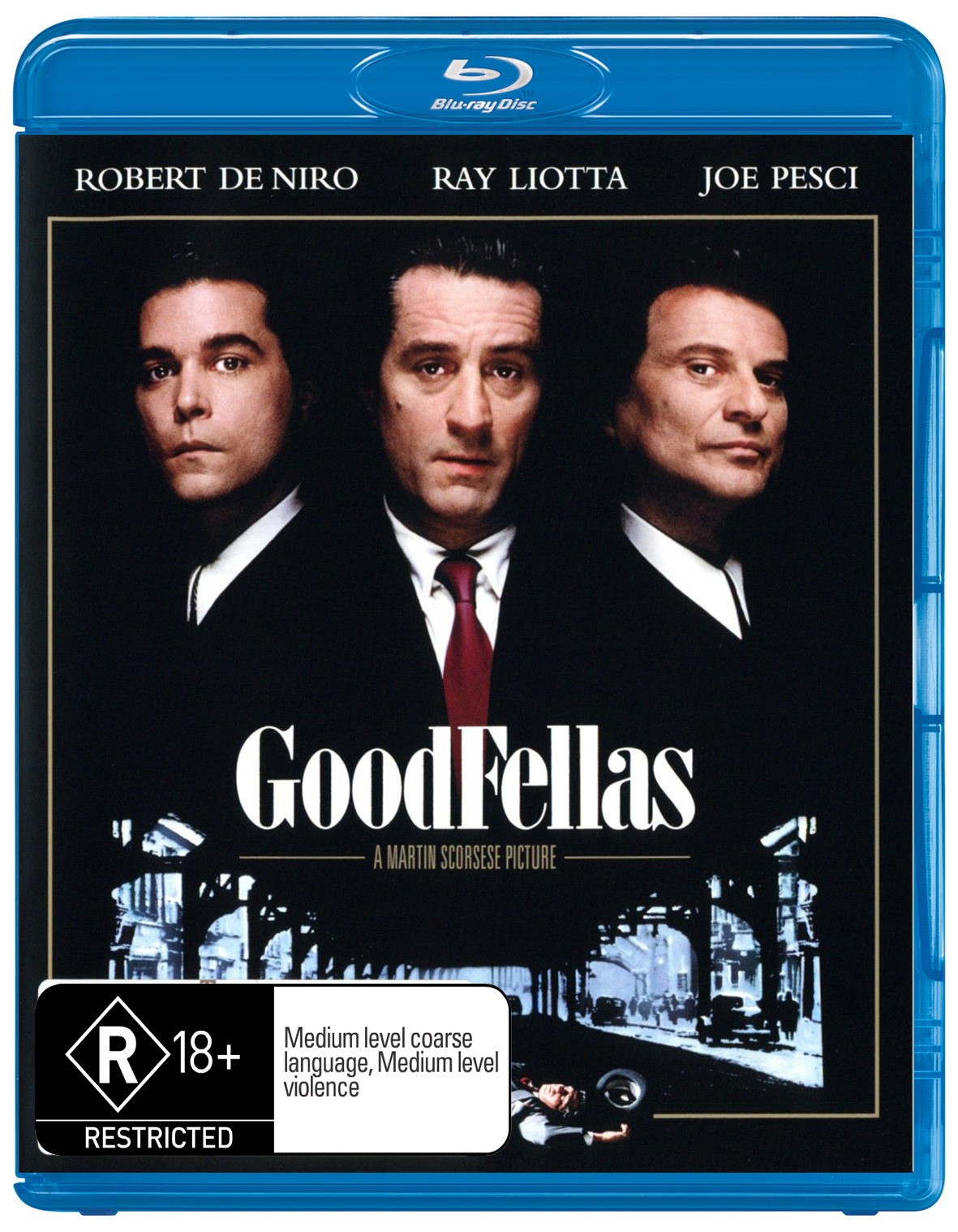 GoodFellas on Blu-ray image