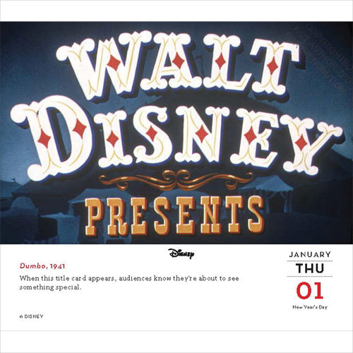 Disney A Year Of Animation 2015 Desk Calendar Images At
