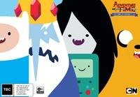 Adventure Time Seasons 1 - 5 on DVD