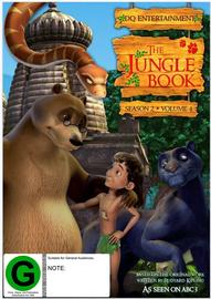 The Jungle Book: Season 2 - Volume 4 on DVD