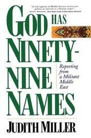 God Has Ninety-Nine Names by Jud Miller image