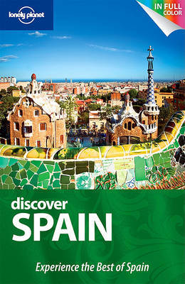 Lonely Planet Discover Spain by Anthony Ham image