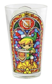 Legend of Zelda - Link's Glass