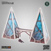 ColorED Scenery: Twin Pyramids