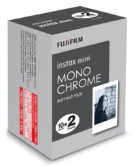Fujifilm Instax Mini Monochrome 20 Pack