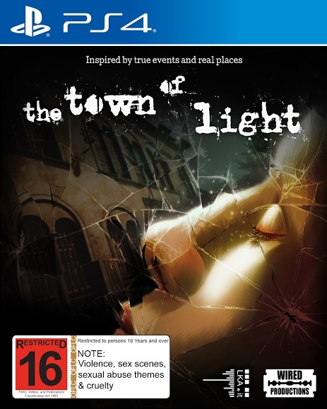 The Town of Light for PS4