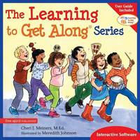 The Learning to Get Along Series Interactive Software by Cheri J Meiners, M.Ed. M.Ed. M.Ed. image