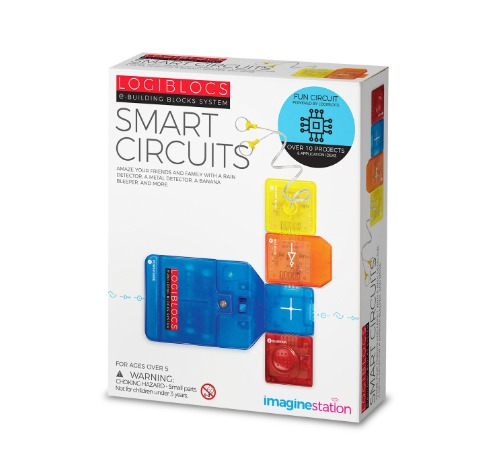 Logiblocs: Smart Circuit - Electronics Kit