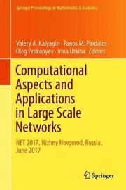Computational Aspects and Applications in Large Scale Networks