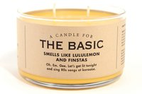 Whiskey River Co: Candle - The Basic