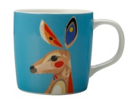 Maxwell & Williams: Pete Cromer Mug - Kangaroo (375ml)