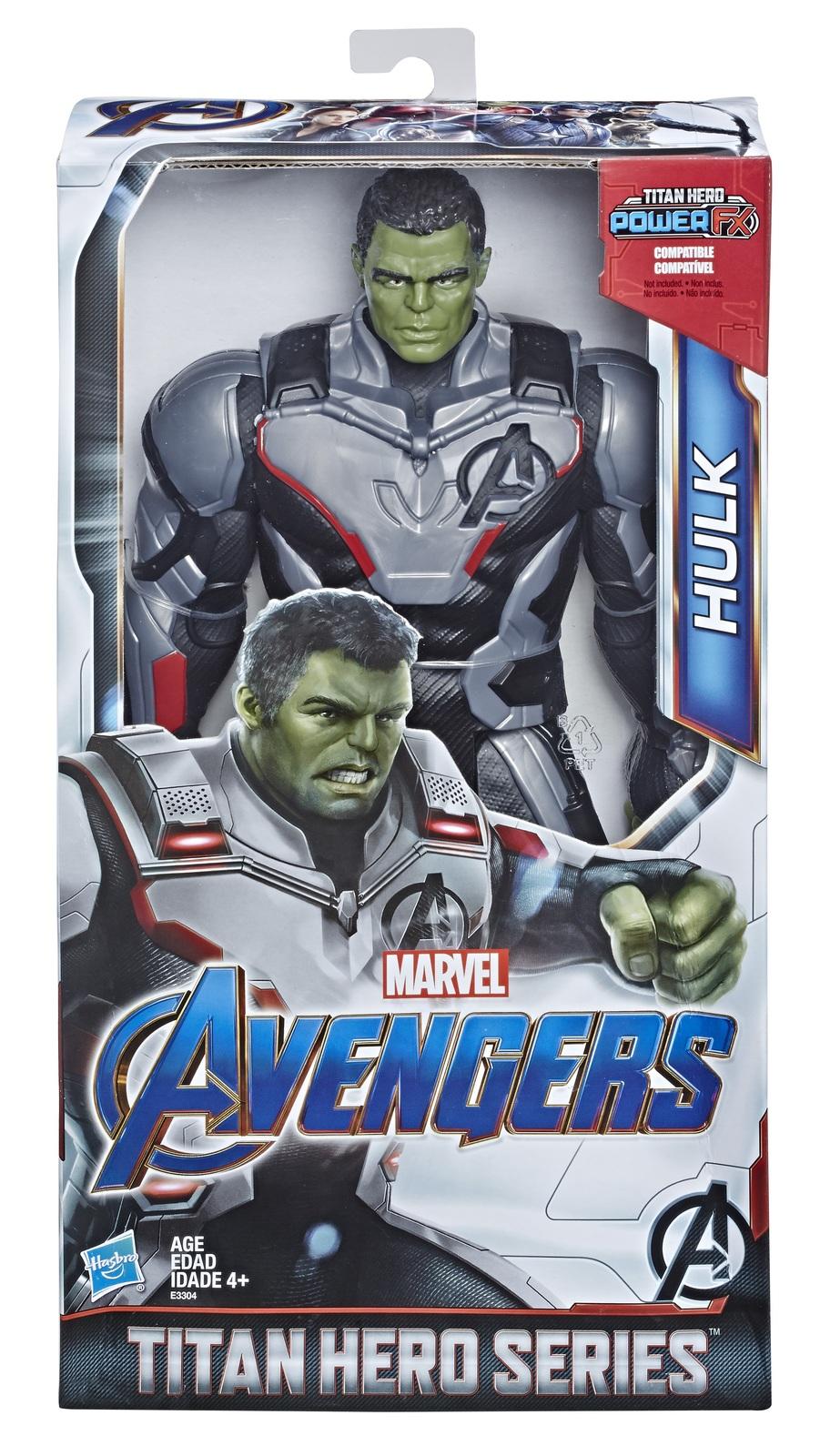 "Hulk - 12"" Titan Hero Figure image"
