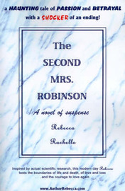 The Second Mrs. Robinson by Rebecca Rochelle image