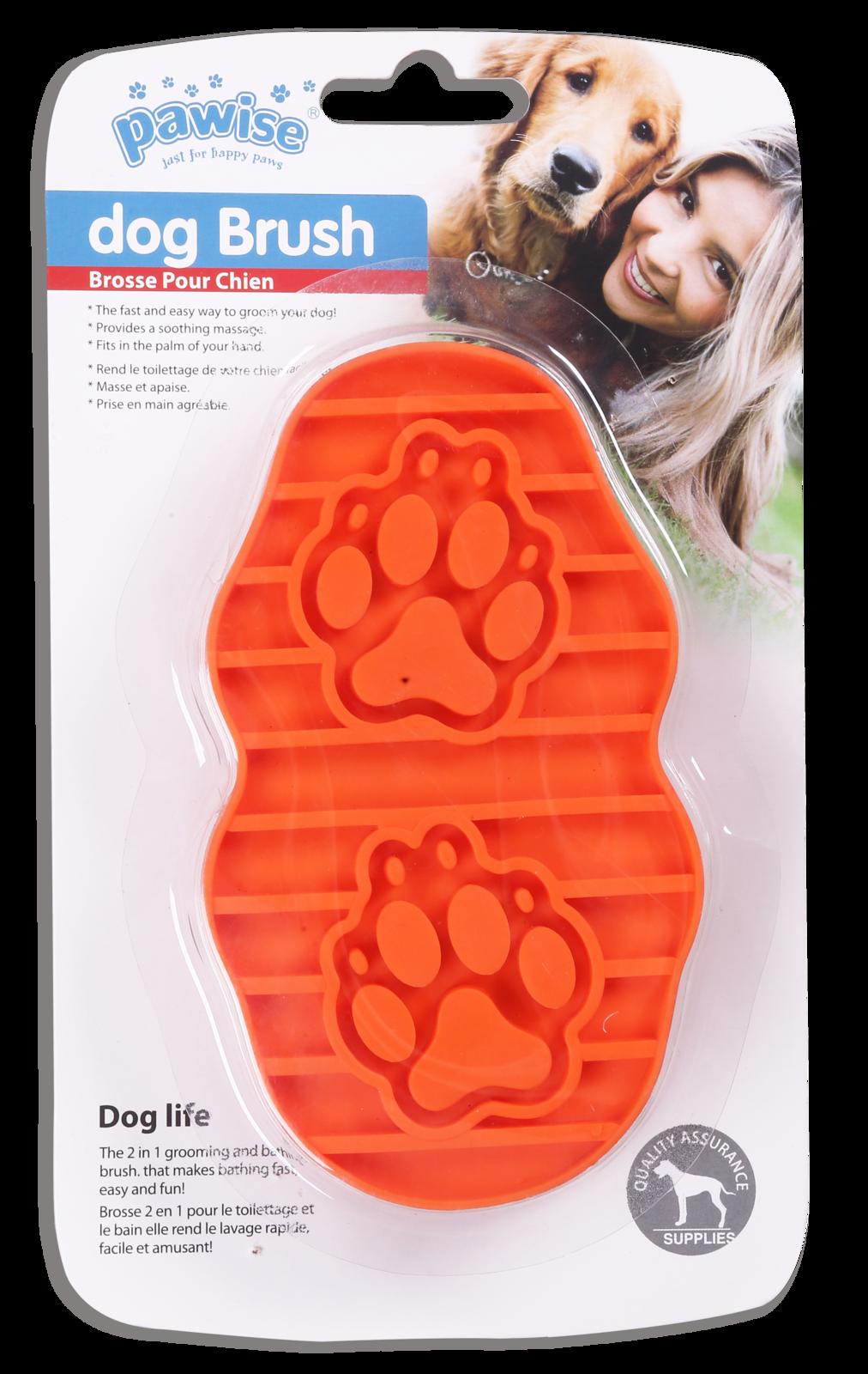 Pawise: Dog Palm Brush image