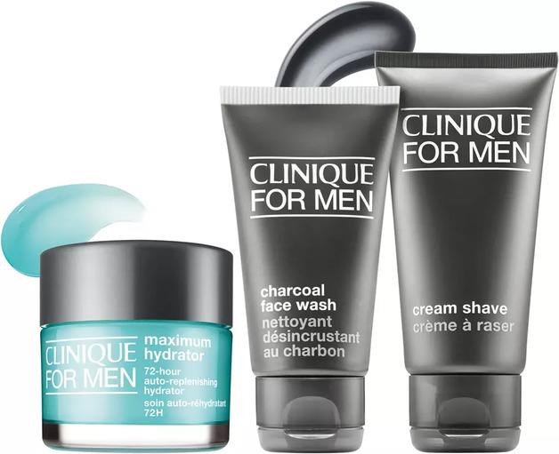 Clinique: For Men Concern Extra Dryness Set