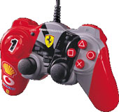Scuderia Gamepad for PlayStation 2